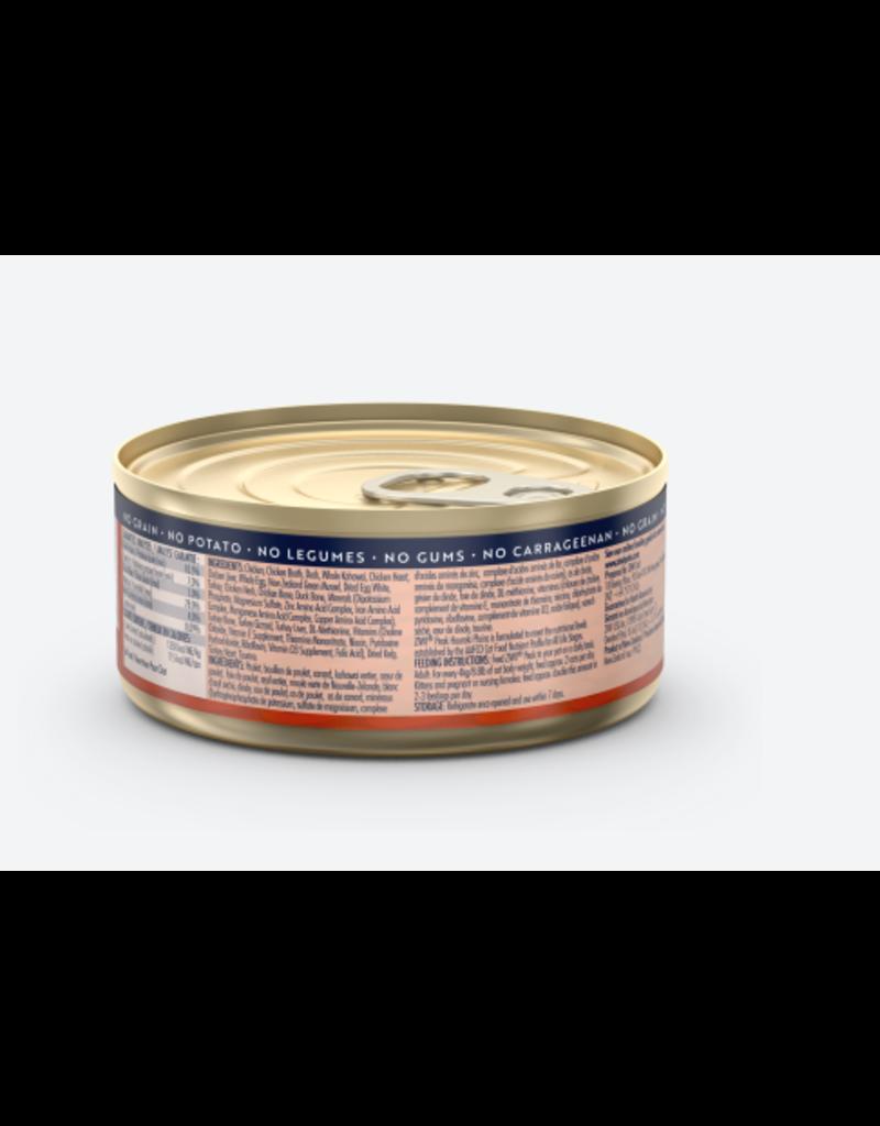 ZiwiPeak Canned Cat Food Provenance Hauraki Plains 3oz-The ...