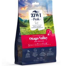 Ziwipeak ZiwiPeak Air-Dried Dog Food | Provenance Series Otago Valley 5 oz