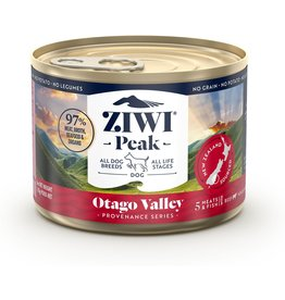 Ziwipeak ZiwiPeak Canned Dog Food | Provenance Series Otago Valley 6 oz single