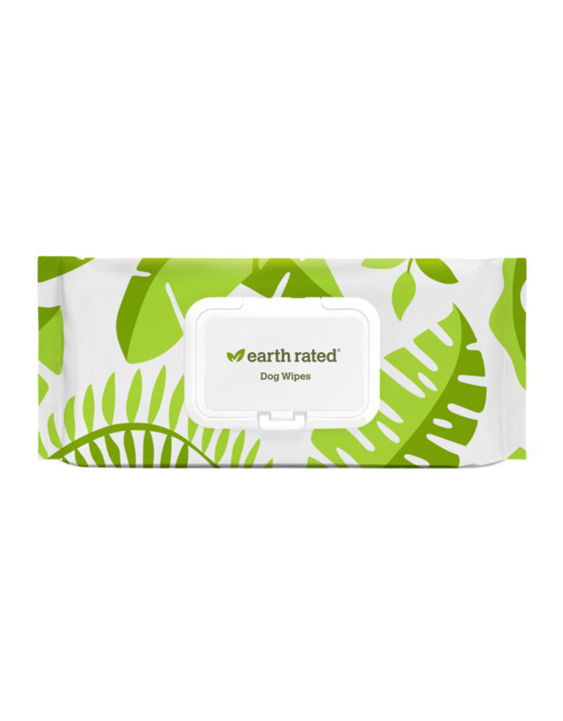 Earth Rated Earth Rated Dog Wipes | Unscented 100 ct