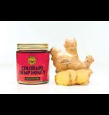 Colorado Hemp Honey Colorado Hemp Honey Ginger Soothe Jar 12 oz single