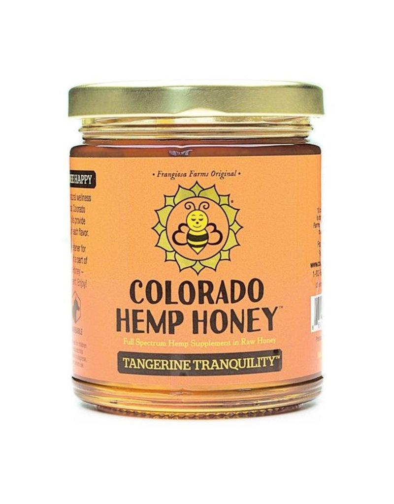 Colorado Hemp Honey Colorado Hemp Honey Tangerine Tranquility Jar 6 oz single
