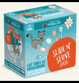 Weruva Weruva CITK Pate Cat Pouches CASE Cat Times at Fridgemont 3 oz