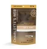 Charlotte's Web Charlotte's Web Hemp Chews | 2.5 mg Active CBD Hip & Joint Chews Chicken 30 ct