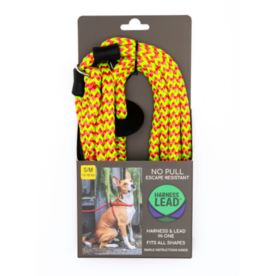 Harness Lead DISC Harness Lead | Lotus Small 14-40 lbs