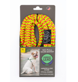 Harness Lead Harness Lead | Lotus Large 40-170 lbs