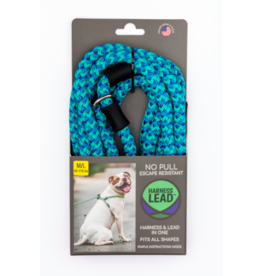 Harness Lead Harness Lead | Blue Large 40-170 lbs