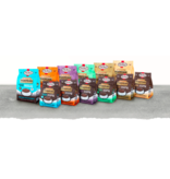 Primal Pet Foods Primal Raw Toppers | Market Mix Chicken & Produce 5 lb (*Frozen Products for Local Delivery or In-Store Pickup Only. *)