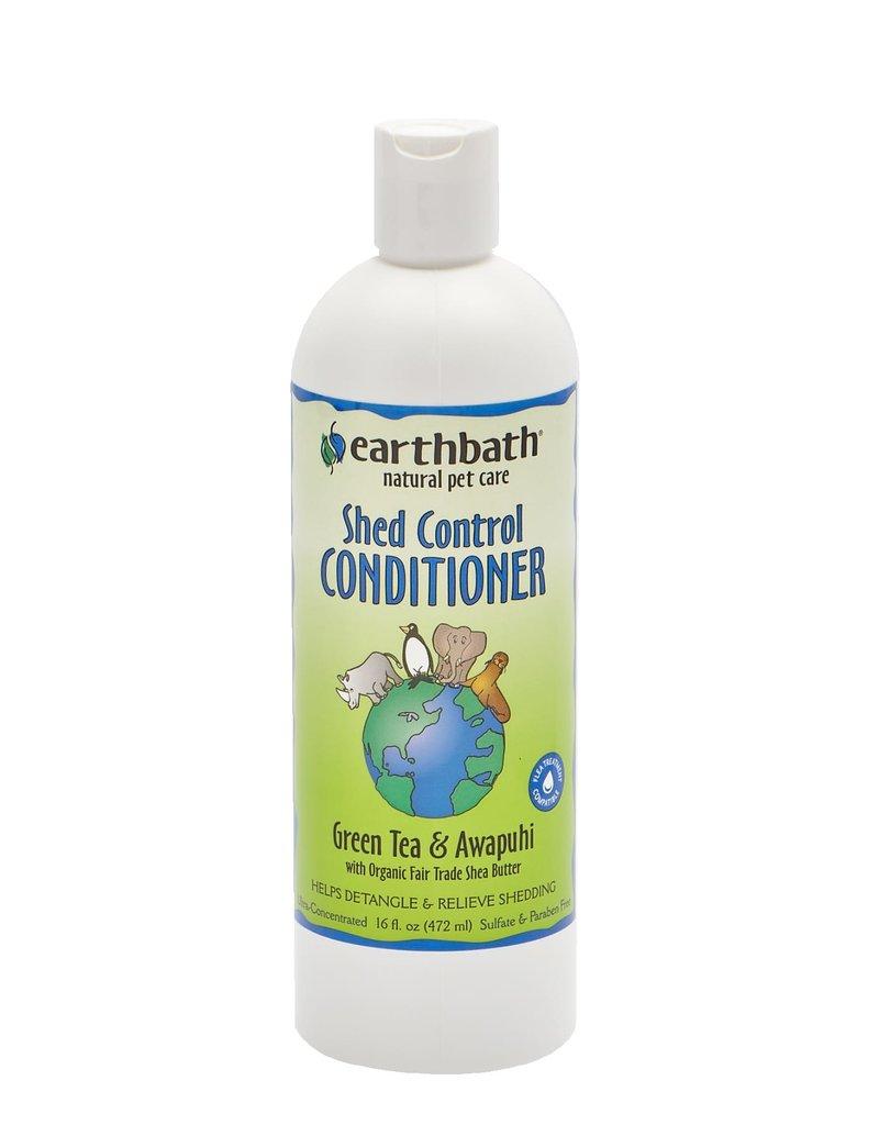 Earthbath Earthbath Conditioner Shed Control Green Tea & Awapuhi 16 fl oz