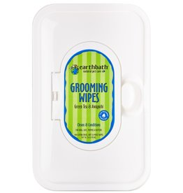 Earthbath Earthbath Green Tea & Awapuhi Grooming Wipes 100 ct
