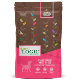 Nature's Logic Nature's Logic Dog Kibble Pork 25 lb