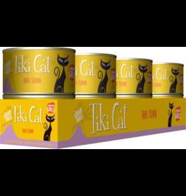 Tiki Cat Canned Cat Food CASE Hawaiian Grill (Ahi Tuna) 6 oz