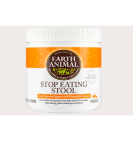 Earth Animal Earth Animal Stop Eating Stool Powder 8 oz