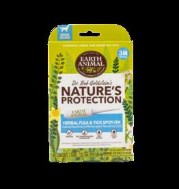 Earth Animal Earth Animal Nature's Protection Herbal Flea & Tick Spot On Medium