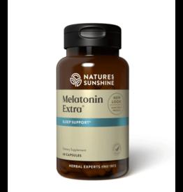 Nature's Sunshine Nature's Sunshine Supplements Melatonin Extra 60 capsules