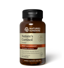 Nature's Sunshine Supplements Cortisol Formula 90 capsules