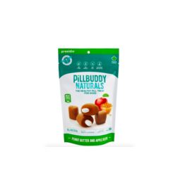 Presidio Natural Pet Co PillBuddy Naturals Peanut Butter and Apple 30 ct