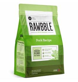 Bixbi Bixbi Rawbble Dog Food Pork 10 oz