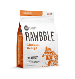 Bixbi Bixbi Freeze Dried Rawbble Chicken 26 oz