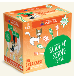 Weruva Weruva CITK Pate Cat Pouches CASE The Breakfast Cat 3 oz