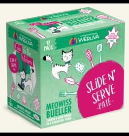 Weruva Weruva CITK Pate Cat Pouches CASE Meowiss Bueller 3 oz
