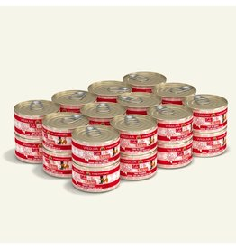 Weruva Weruva CITK Canned Cat Food CASE Two Tu Tango 3.2 oz