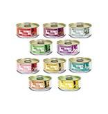 Weruva Weruva CITK Canned Cat Food CASE Two Tu Tango 6 oz