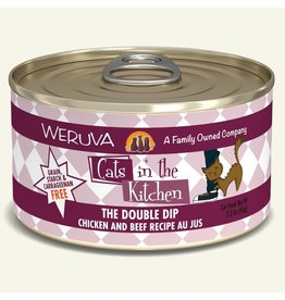 Weruva Weruva CITK Canned Cat Food Double Dip 3.2 oz single