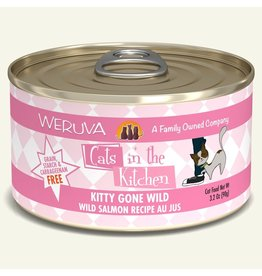Weruva Weruva CITK Canned Cat Food Kitty Gone Wild 3.2 oz single