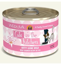 Weruva Weruva CITK Canned Cat Food Kitty Gone Wild 6 oz single
