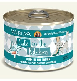 Weruva Weruva CITK Canned Cat Food Funk in the Trunk 6 oz single