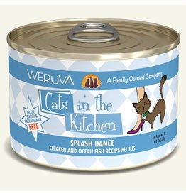 Weruva Weruva CITK Canned Cat Food Splash Dance 6 oz single