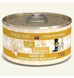Weruva Weruva CITK Canned Cat Food Goldie Lox 3.2 oz single