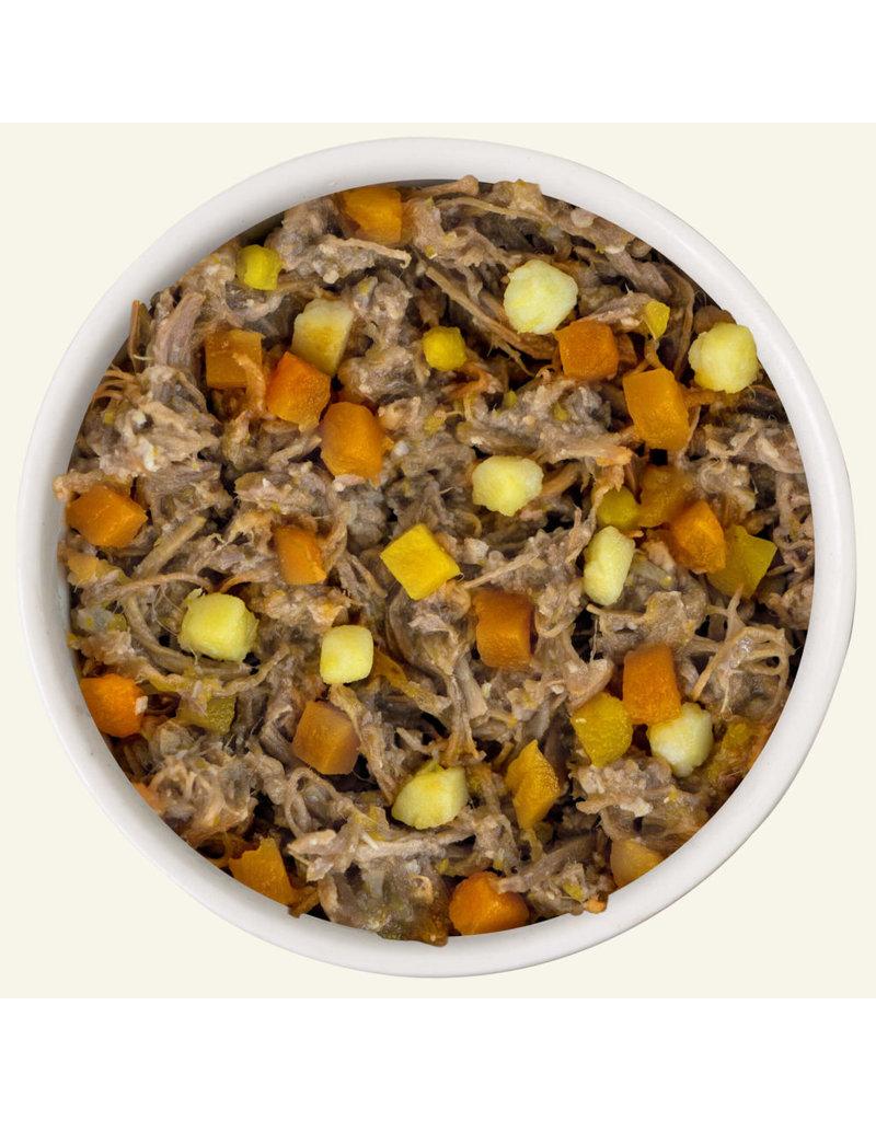 Weruva Weruva Original Canned Dog Food CASE Steak Frites 5.5 oz