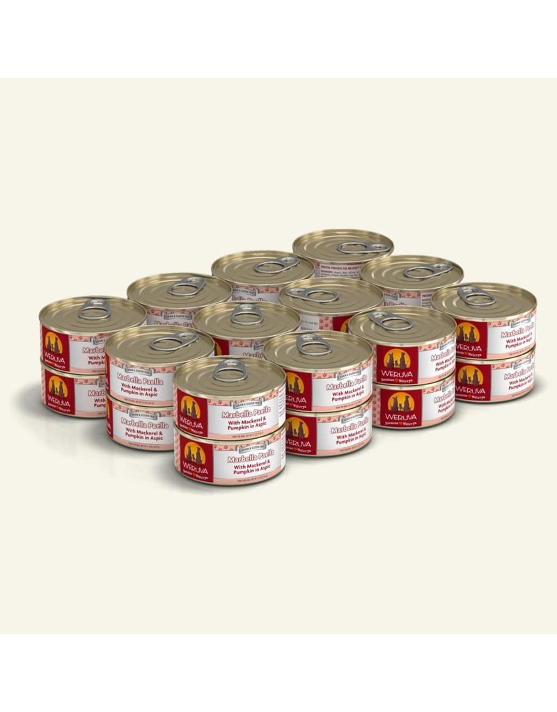 Weruva Weruva Original Canned Dog Food CASE Marbella Paella 5.5 oz
