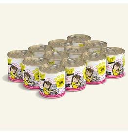 Weruva Best Feline Friend Canned Cat Food CASE Tuna & Chicken 4Eva 10 oz