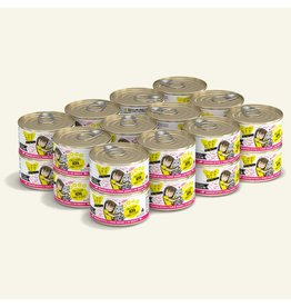 Weruva Best Feline Friend Canned Cat Food CASE Tuna & Chicken 4Eva 3 oz