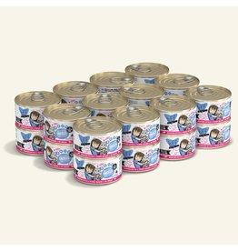 Weruva Best Feline Friend Canned Cat Food CASE Tuna & Chicken Chuckles 3 oz