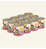 Weruva Best Feline Friend Canned Cat Food CASE Tuna & Salmon Soulmates 10 oz