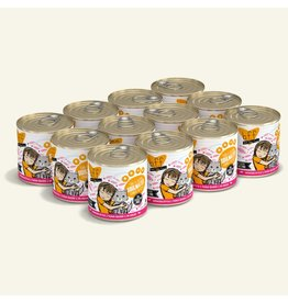 Weruva Best Feline Friend Canned Cat Food CASE Tuna & Salmon Soulmates 10 oz