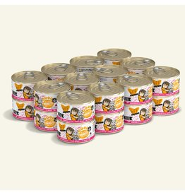 Weruva Best Feline Friend Canned Cat Food CASE Tuna & Salmon Soulmates 3 oz