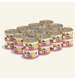 Weruva Best Feline Friend Canned Cat Food Tuna & Salmon Soulmates 3 oz CASE