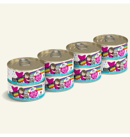 Weruva Weruva BFF OMG! Canned Cat Food | Duck & Tuna Lots O Luck! 5.5 oz CASE