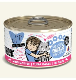 Weruva Best Feline Friend Canned Cat Food Tuna & Chicken Chuckles 3 oz single