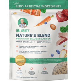 Dr. Marty's Dr. Marty's Freeze Dried Dog Food | Nature's Blend 16 oz