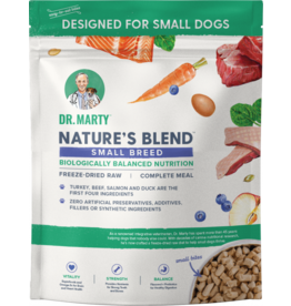 Dr. Marty's Dr. Marty's Freeze Dried Dog Food | Nature's Blend Small Breed 16 oz