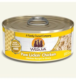 Weruva Weruva Classics Canned Cat Food   Paw Lickin Chicken 5.5 oz single
