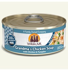 Weruva Weruva Classics Canned Cat Food Grandma's Chicken Soup 5.5 oz single