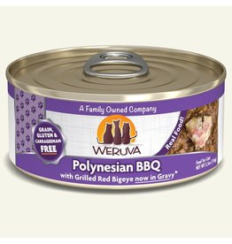 Weruva Weruva Classics Canned Cat Food Polynesian BBQ 5.5 oz single