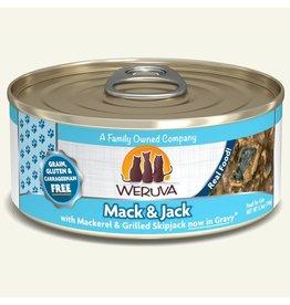 Weruva Weruva Classics Canned Cat Food | Mack & Jack 5.5 oz single
